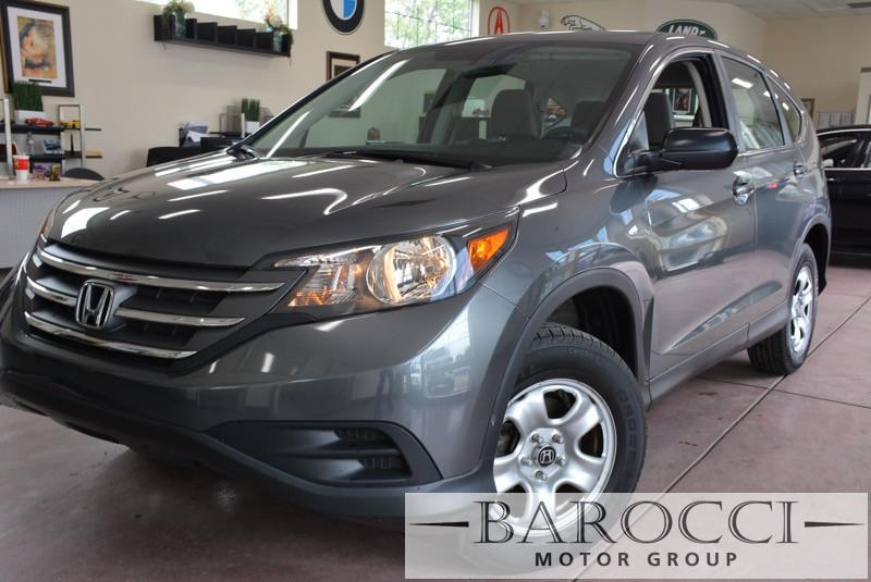 2014 Honda CR-V LX AWD 4dr SUV 5 Speed Auto Gray Gray Now offering a super clean 2014 Honda CR-