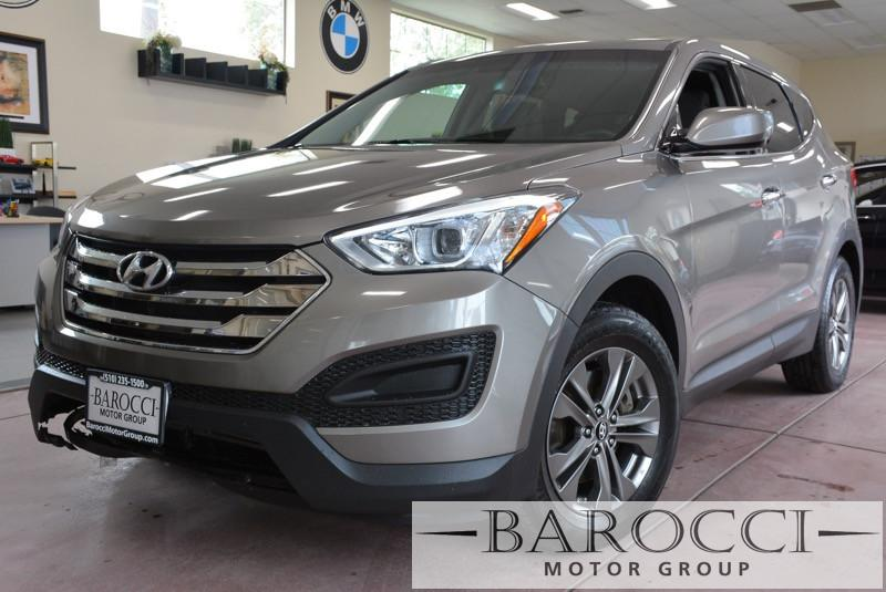 2014 Hyundai Santa Fe Sport 24L AWD  4dr SUV 6 Speed Auto Gray This is a super nice 2014 Hyunda