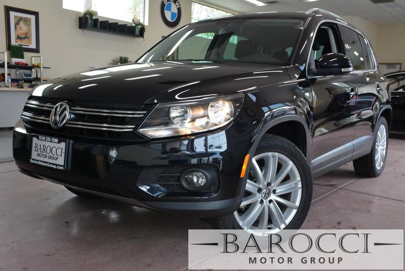 2013 Volkswagen Tiguan SE 4dr SUV 6 Speed Auto Black ABS Air Conditioning Alarm Alloy Wheels