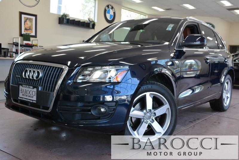 2011 Audi Q5 20T quattro Premium Plus AWD 8 Speed Auto Blue Black We are excited to offer this