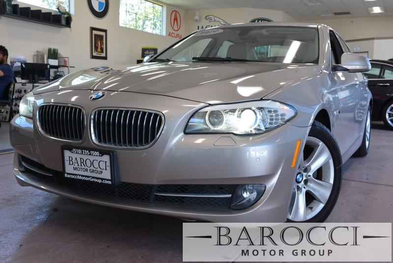 2013 BMW 5 Series 528i xDrive AWD  4dr Sedan Automatic Champagne Tan You are looking at a beaut