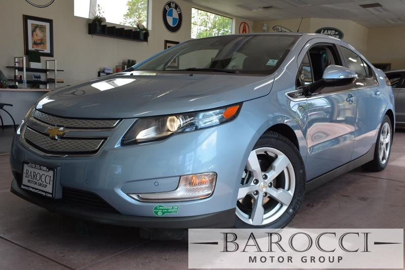 2014 Chevrolet Volt Premium 4dr Hatchback 1 Speed Auto Blue We are excited to offer a clean one