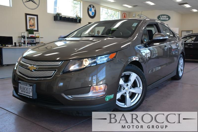 2014 Chevrolet Volt Base 4dr Hatchback 1 Speed Auto Dk Brown Black We are excited to offer an
