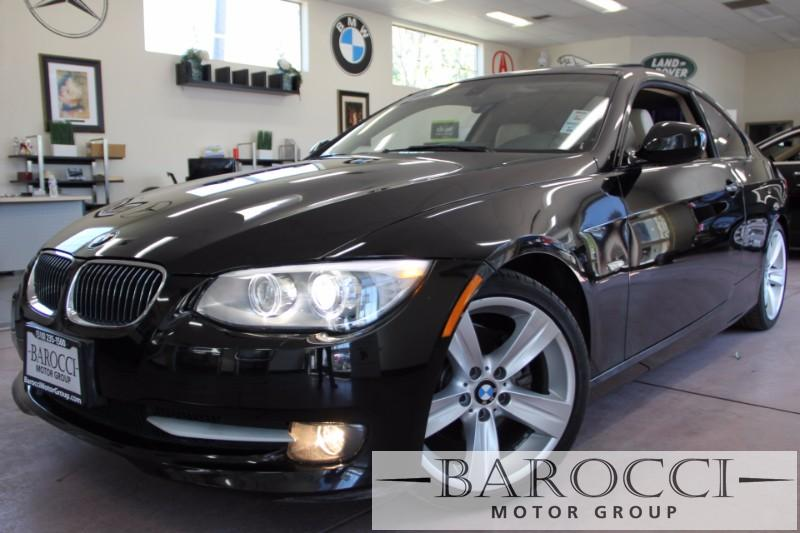 2011 BMW 3 Series 328i 2dr Coupe 6-Speed Automatic  Black Beige You are looking at a very nice