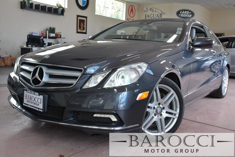2010 MERCEDES E-Class E350 2dr Coupe 7 Speed Auto Gray Power Door Locks Vehicle Anti-Theft ABS