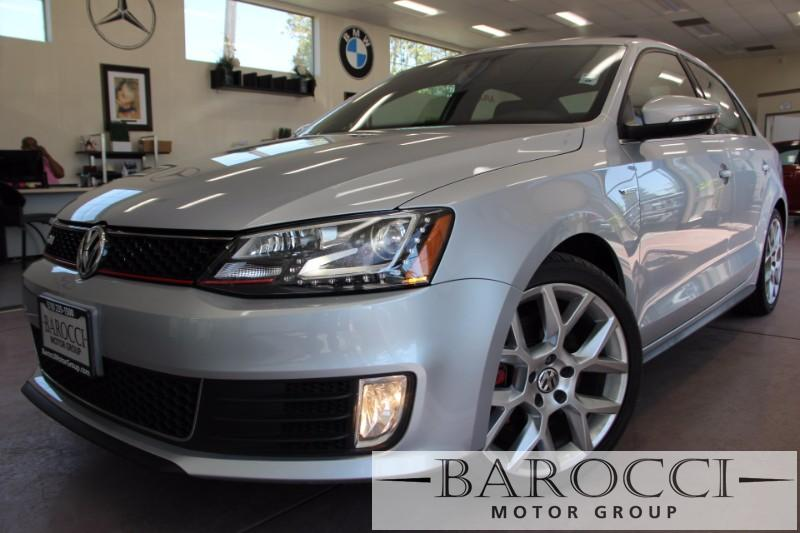 2014 Volkswagen Jetta GLI Edition 30 4dr sedan 6M 6 Speed Man Silver Black We are excited to o