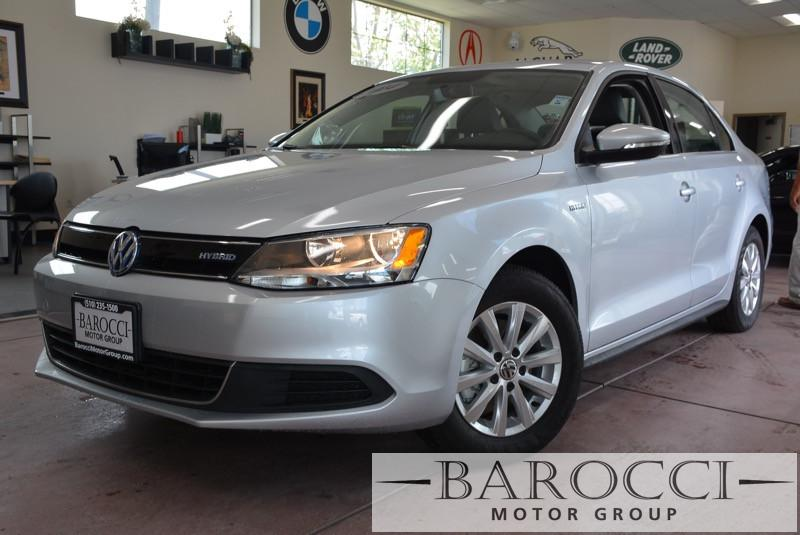 2014 Volkswagen Jetta Hybrid SE 4dr Sedan 7 Speed Auto Gray ABS Air Conditioning Alarm Alloy