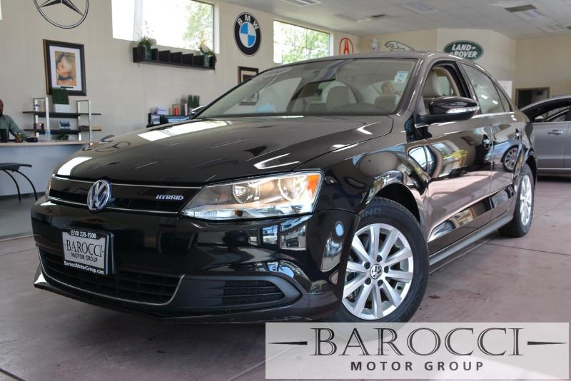 2014 Volkswagen Jetta Hybrid SE 4dr Sedan 7 Speed Auto Black ABS Air Conditioning Alarm Alloy