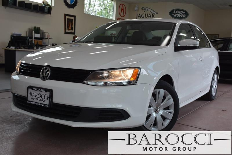 2016 Volkswagen Jetta 14T S 4dr Sedan 6A 6 Speed Auto White ABS Air Conditioning Alarm Alloy