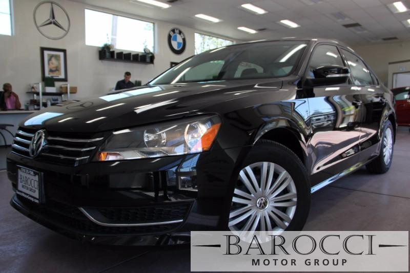 2015 Volkswagen Passat S PZEV 4dr Sedan 6A 6 Speed Auto Black Black We are pleased to offer a s