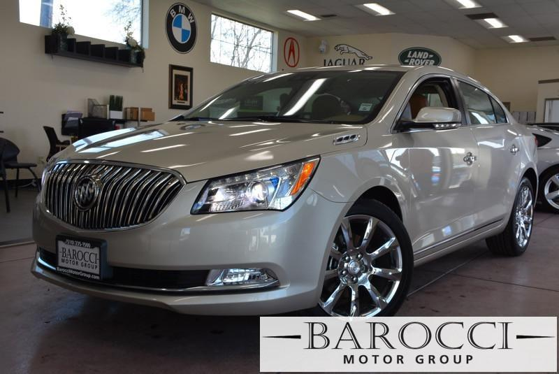 2014 Buick LaCrosse Premium I 4dr Sedan 6 Speed Auto Gold Tan We are excited to offer a wonderf