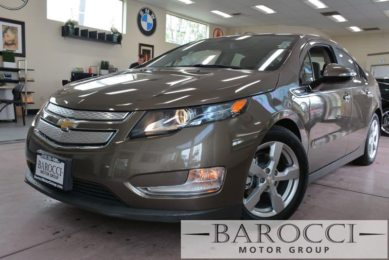 2014 Chevrolet Volt Base 4dr Hatchback 1 Speed Auto BROWN Black We are proud to offer this fant