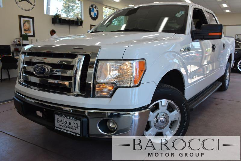 2012 Ford F-150 FX2 4x2  4dr SuperCrew Styles 6 Speed Auto White Black We are pleased to offer