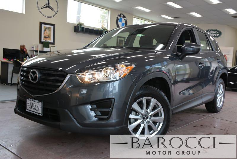 2016 Mazda CX-5 Sport 4dr SUV 6M 6 Speed Man Gray Black We are pleased to offer a sublime one