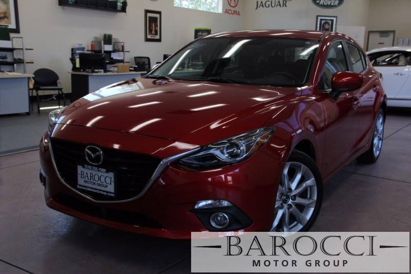 2014 Mazda MAZDA3 S Touring 4dr Hatchback 6 Speed Auto Red Black This is this frontline ready o