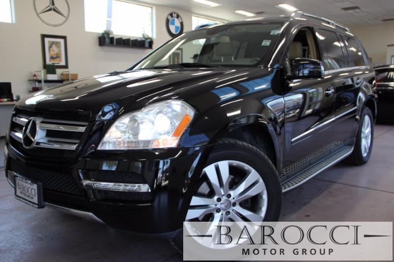 2012 MERCEDES GL-Class GL450 4MATIC AWD  4dr SUV 7 Speed Auto Black Tan This is an outstanding