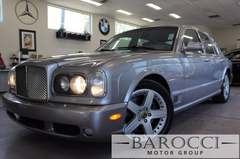 2003 Bentley Arnage T 4dr  Turbo Sedan 4 Speed Auto Gray Gray This is an immaculate 2003 Bentle