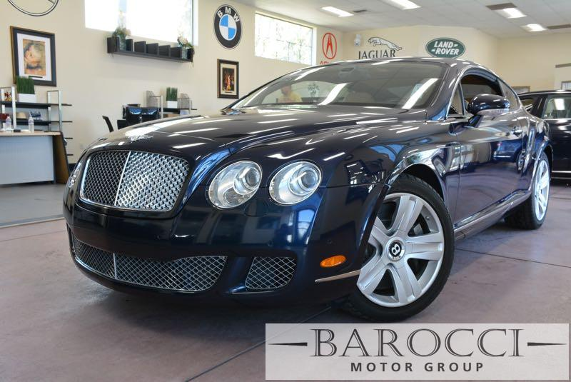 2008 Bentley Continental GT Base AWD 2dr Coupe 6 Speed Auto Blue Beige We are proud to offer an