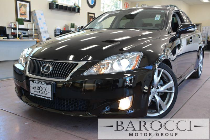 2010 Lexus IS 250 Base 4dr Sedan 6M Automatic Black Black This is a superb 2010 Lexus IS 250 wi