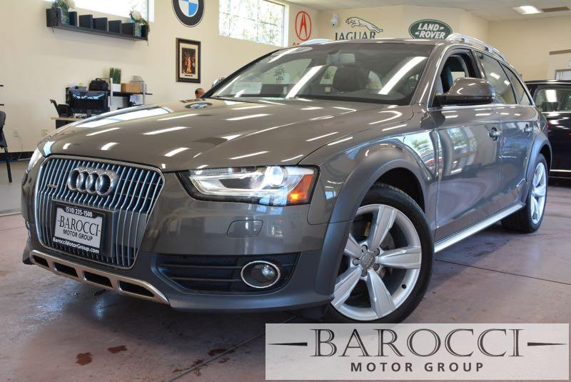 2014 Audi Allroad 20T quattro Premium Plus AWD 8 Speed Auto Dk Brown We are proud to offer a b
