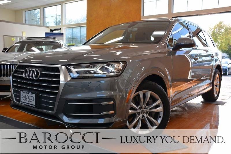 2017 Audi Q7 30T quattro Premium AWD  4dr SUV 8 Speed Auto Gray Black You are looking at an ex
