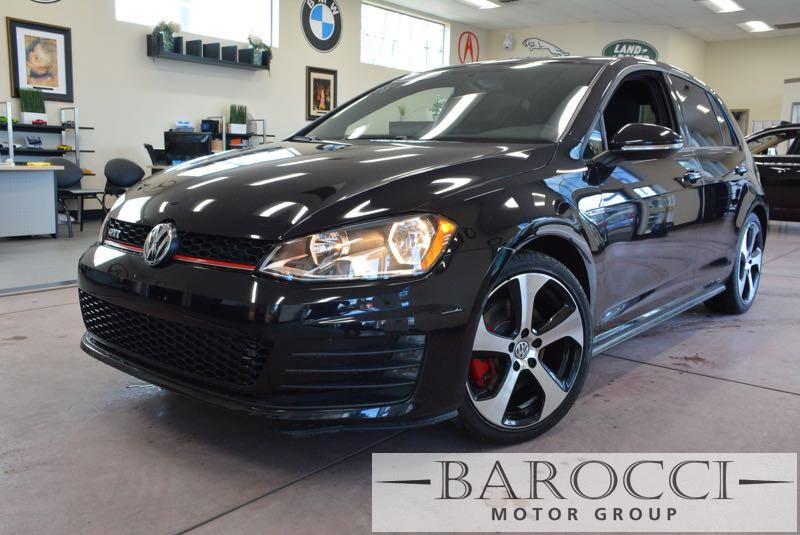 2015 Volkswagen Golf GTI S 4dr Hatchback 6M 6 Speed Man Black Black We are excited to offer th