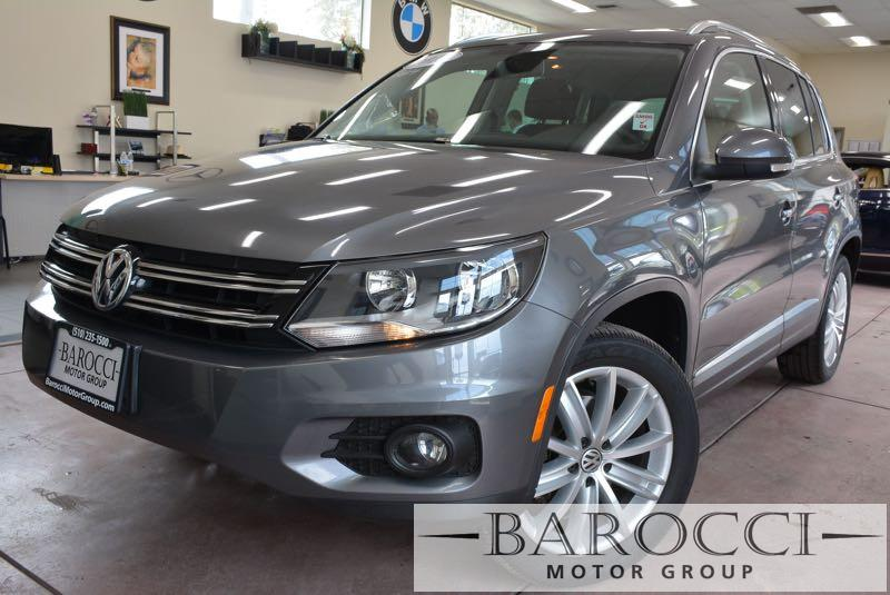 2013 Volkswagen Tiguan SE 4Motion AWD  4dr SUV 6 Speed Auto Gray Black We are pleased to offer