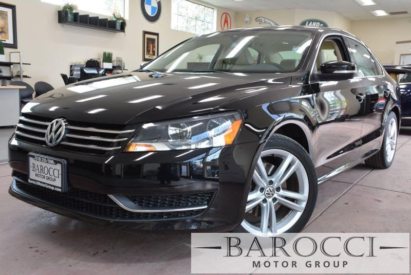 2014 Volkswagen Passat SE PZEV 4dr Sedan 6A I4 6 Speed Auto Black Black Now offering a very n