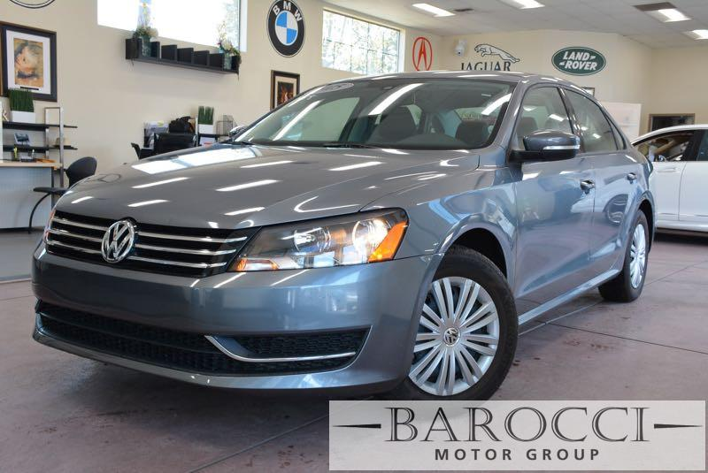 2015 Volkswagen Passat S PZEV 4dr Sedan 6A 6 Speed Auto Gray We are excited to offer a super nic