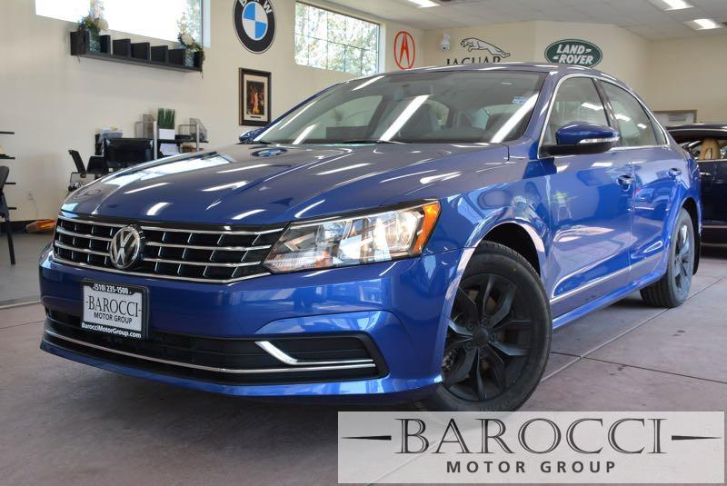 2017 VOLKSWAGEN PASSAT 4C 4DR 6 Speed Auto Blue Up for sale is a striking one owner 2017 VOLKSWA