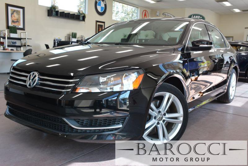 2014 Volkswagen Passat SE 4dr Sedan 6A I4 6 Speed Auto Black We are pleased to offer a great o