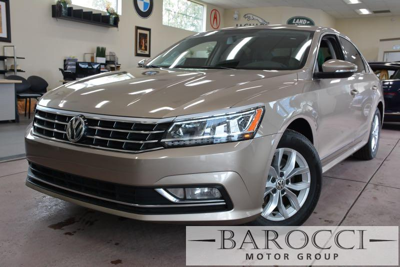 2016 Volkswagen Passat 18T S PZEV 4dr Sedan 6 Speed Auto Gold This is a super nice one owner 20