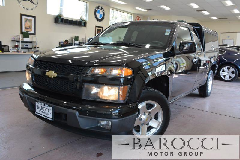 2012 Chevrolet Colorado LT 4x2  4dr Extended Cab w1 4 Speed Auto Black Black Up for sale is a