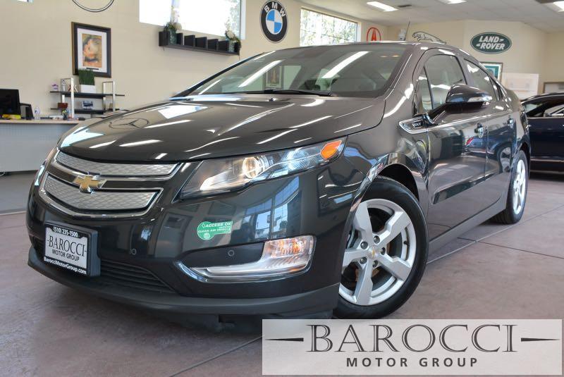 2014 Chevrolet Volt Premium 4dr Hatchback 1 Speed Auto Gray Gray ABS Air Conditioning Alarm
