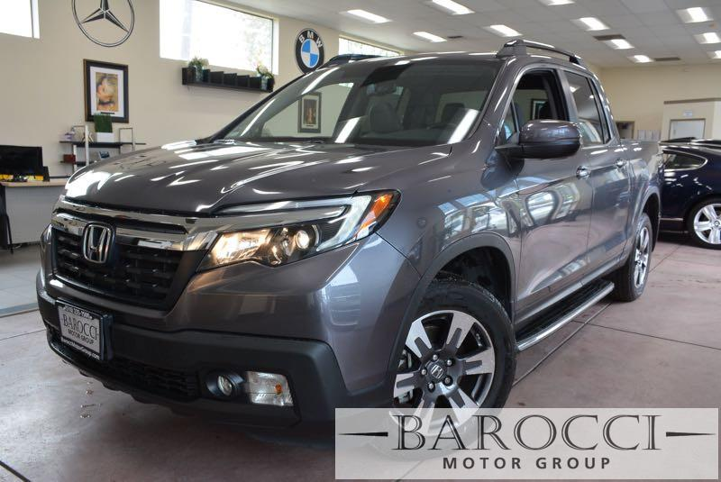 2017 Honda Ridgeline AWD Automatic Gray Gray Now for sale is a delightful one owner 2017 Honda