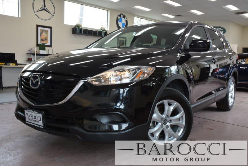 2013 Mazda CX-9 Sport 4dr SUV 6 Speed Auto Black Black ABS Air Conditioning Alarm Alloy Whee