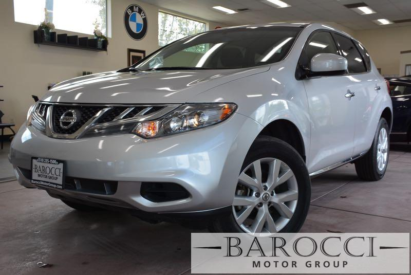 2014 Nissan Murano S 4dr SUV Automatic CVT Silver Gray ABS 4-Wheel Air Conditioning Alloy Whe