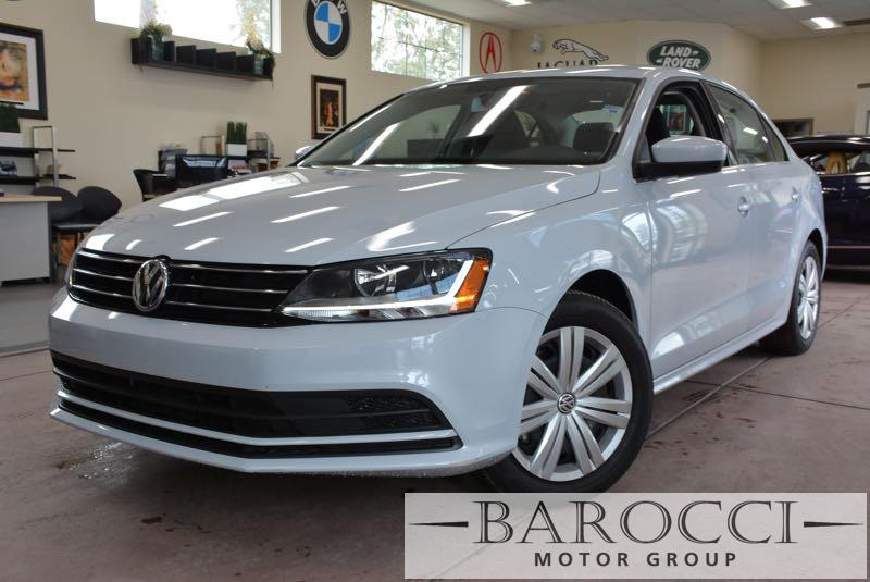 2017 Volkswagen Jetta TSi Automatic White Black We are proud to offer a striking one owner 2017