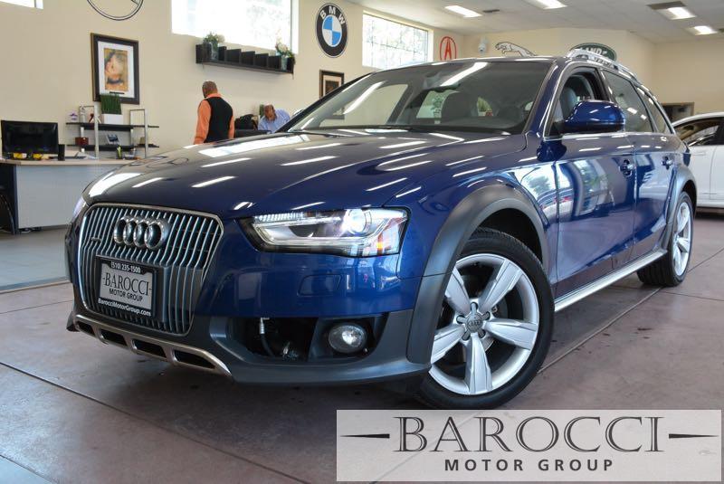 2014 Audi Allroad 20T quattro Premium Plus AWD 8 Speed Auto Blue Child Safety Door Locks Locki