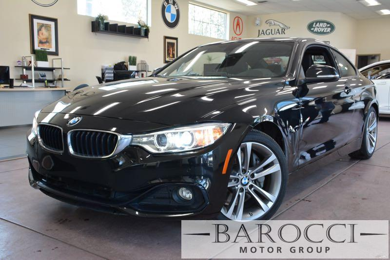2014 BMW 4 Series 435i 2dr Coupe Automatic Black Black We are proud to offer this fantastic one