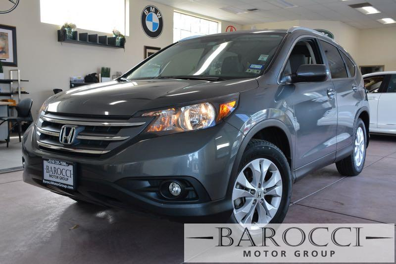 2013 Honda CR-V EX-L 4dr SUV 5 Speed Auto Gray Auxiliary Audio Input Back-Up Camera Bluetooth