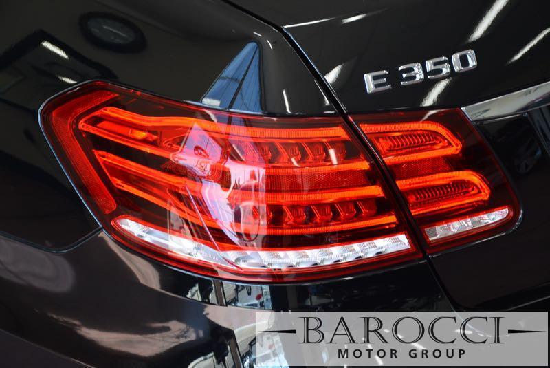 2016 MERCEDES E-CLASS E350 4DR SEDAN