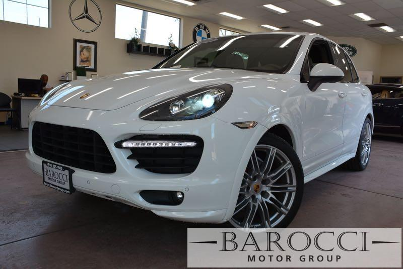 2014 Porsche Cayenne GTS AWD  4dr SUV 8 Speed Auto White Bronze Up for sale is a terrific one