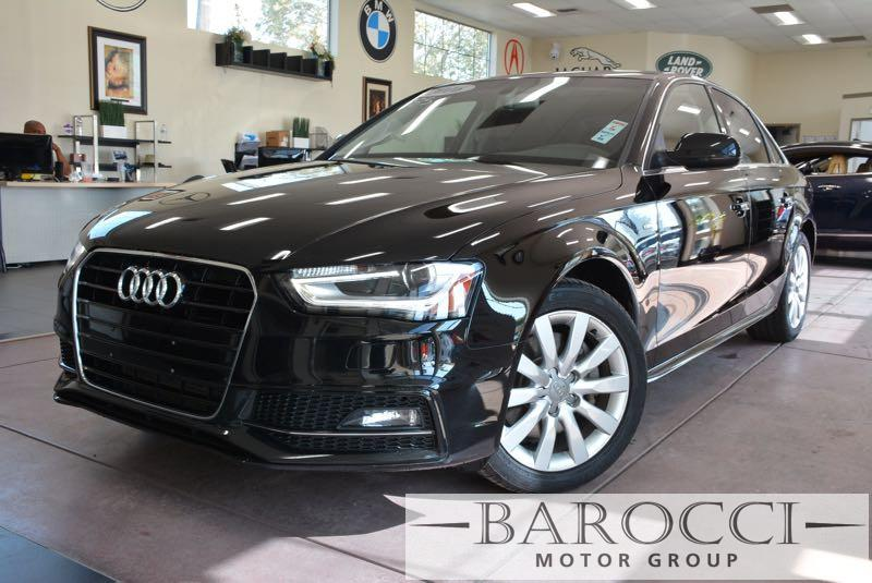2016 Audi A4 20T Premium  4dr Sedan Automatic CVT Black Black We are pleased to offer an outst