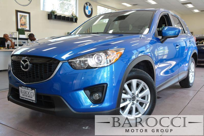 2014 Mazda CX-5 Touring 4dr SUV 6 Speed Auto Blue Black Up for sale is a superb one owner 2014