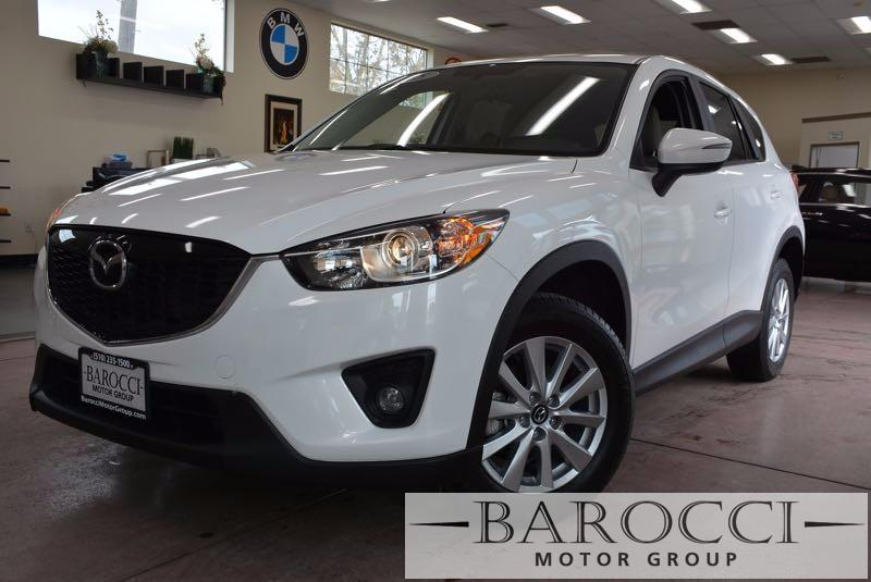 2015 Mazda CX-5 Touring 4dr SUV 6 Speed Auto White We are proud to offer an excellent 2015 Mazda