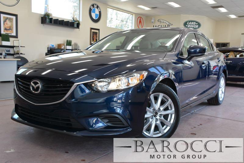 2017 Mazda MAZDA6 Sport Automatic Blue Beige You are looking at this frontline ready one owner