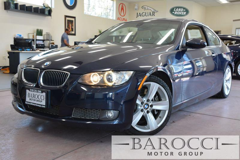 2007 BMW 3-Series 335i Coupe Automatic Blue Tan We are excited to offer a terrific 2007 BMW 3-