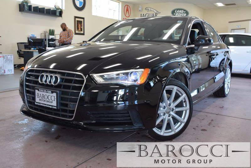 2015 Audi A3 20T quattro Premium AWD  4dr Sedan 6 Speed Auto Black Black We are pleased to off