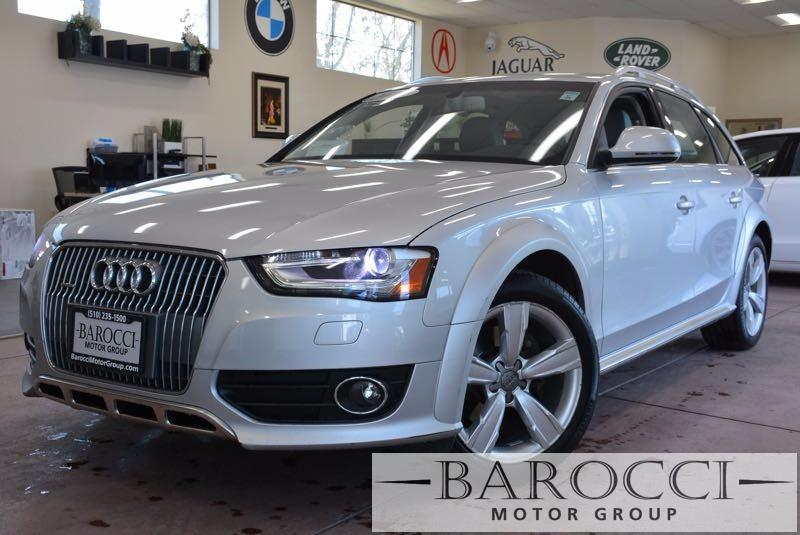 2014 Audi Allroad 20T quattro Premium Plus AWD 8 Speed Auto Silver Silver We are proud to offe